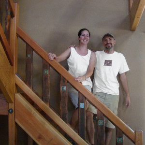 Rebecca Tasker & Mike Long, Owners