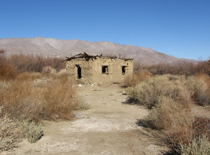 Bailey Cabin Protective Structure Borrego 2007 Simple