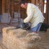 notching the bales