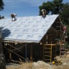 waterproofing the roof