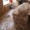 a notched bale