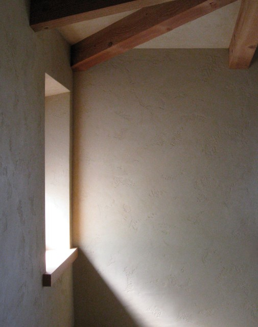 American Clay plaster