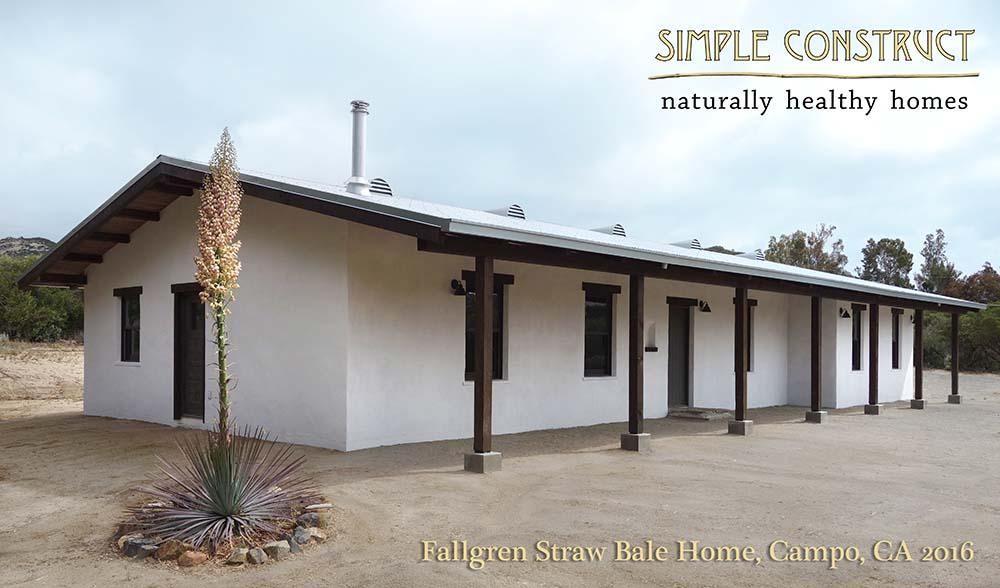Fallgren Straw Bale Home