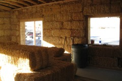 straw bale highlights
