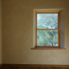 Clay Plaster Interior Detail Deer Park Monastery