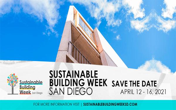 San Diego Sustainable Building Week 2021